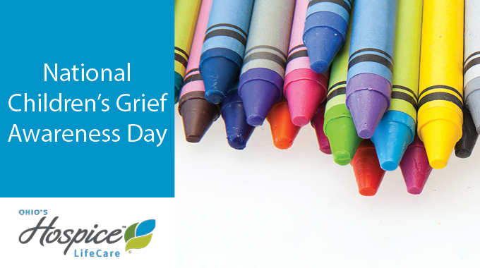 National Children's Grief Awareness Day Observation At Ohio's Hospice LifeCare
