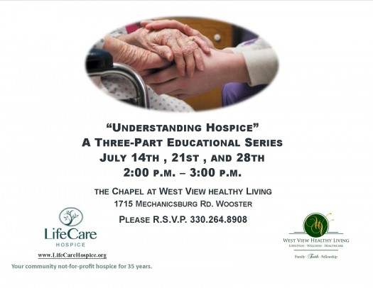 Understanding Hospice Informational Graphic