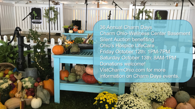 36th Annual Charm Days Details