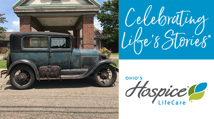 Connecting The Past To The Present: Ohio's Hospice LifeCare Patient Reunited With Ford Model A