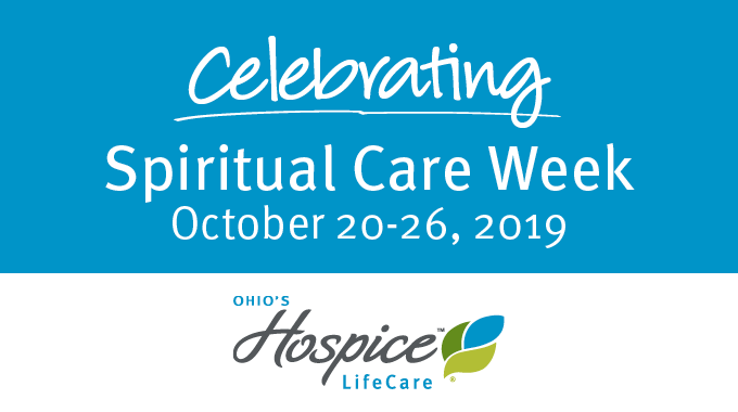 Recognizing Our Chaplains During Spiritual Care Week 2019
