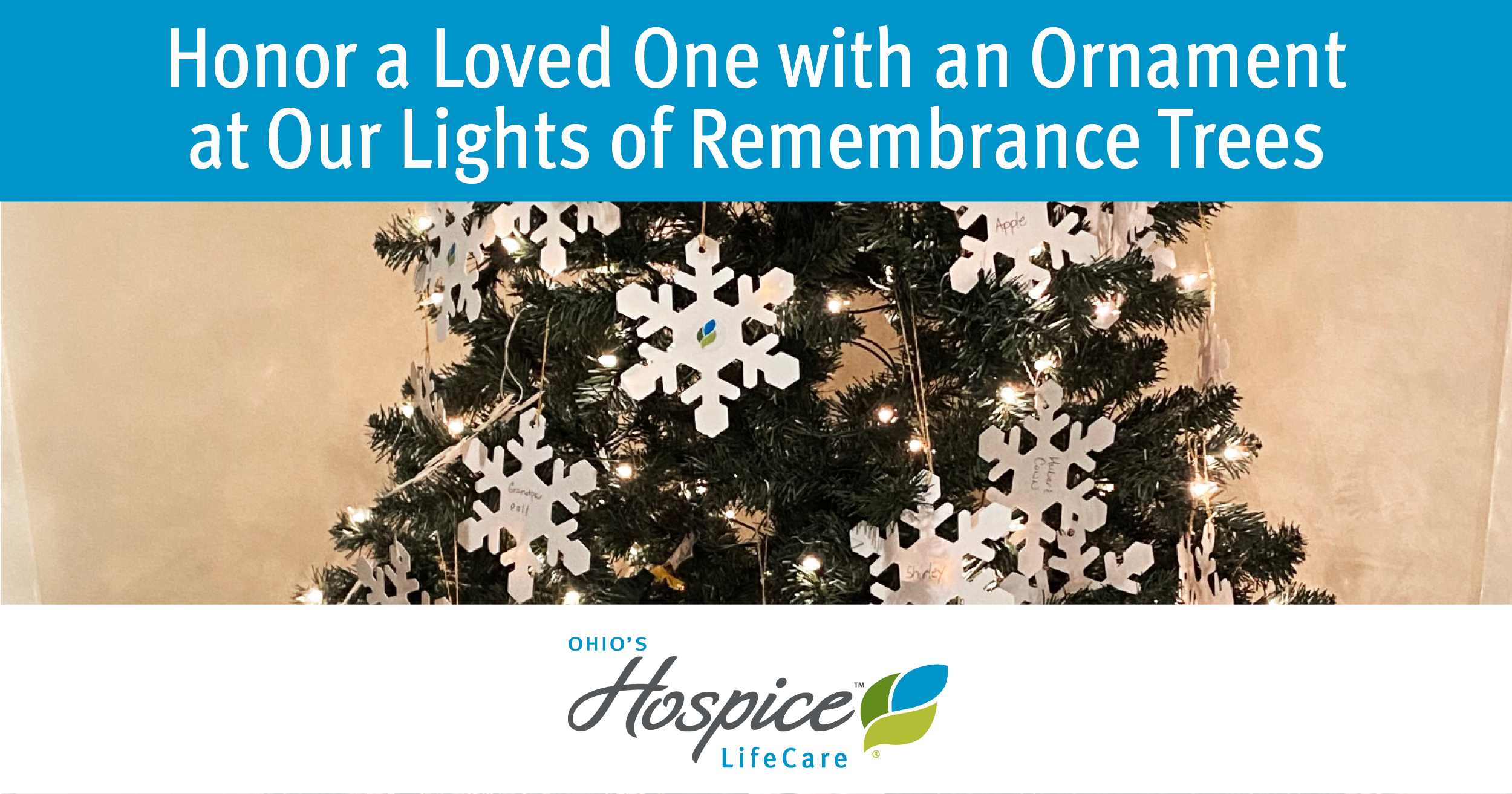 Lights Of Remembrance Offers Families And Friends Opportunity To Honor Loved Ones