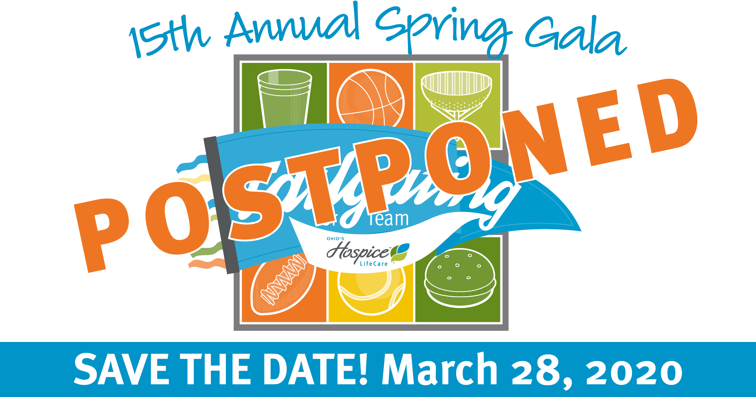 Spring Gala Save The Date Postponed