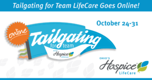 Tailgating for Team Hospice