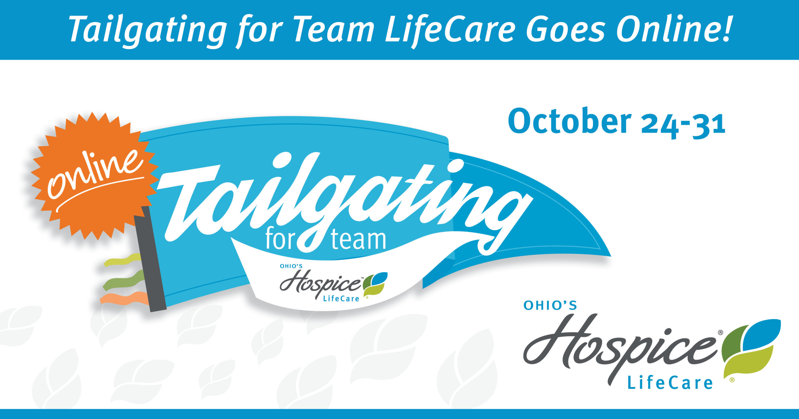 Tailgating For Team LifeCare