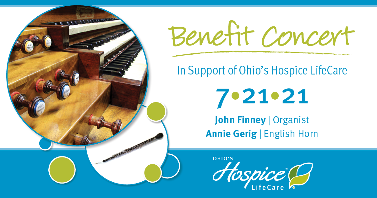 Benefit Concert In Support Of Ohio's Hospice LifeCare